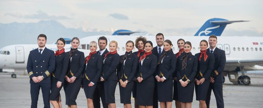 Montenegro erlajns školuje nove članove kabinskog osoblja, Prilika za 25 stjuarda i stjuardesa