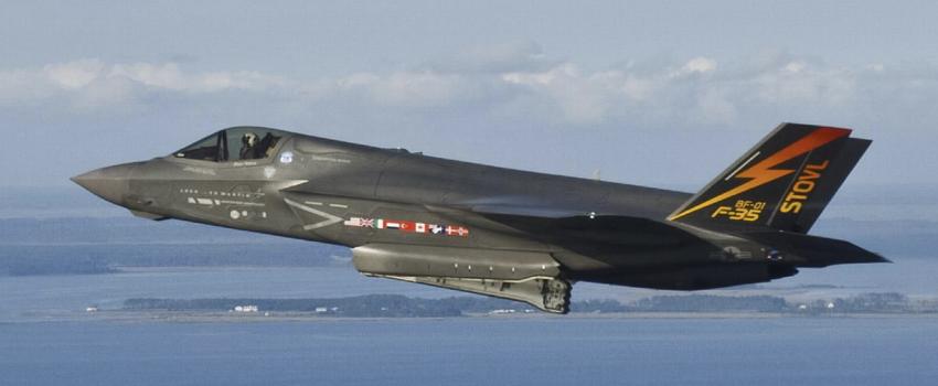 F-35 kao finansijski projekat