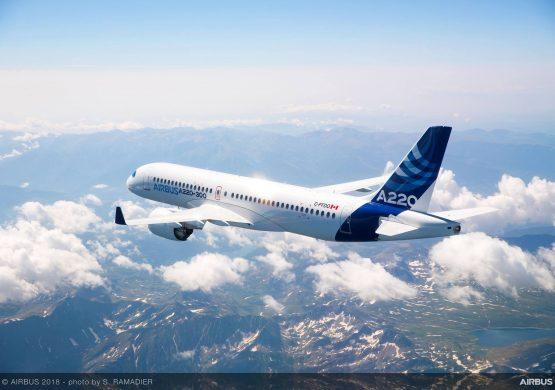U 2018. godini Erbas isporučio 800 putničkih letelica; 11% isporuka više u odnosu na 2017. godinu