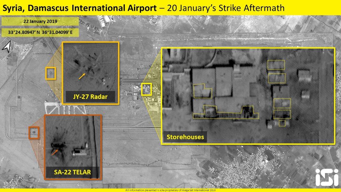 الدفاع الروسية: الجيش السوري يتصدى لهجوم جوي إسرائيلي على مطار دمشق - صفحة 2 DxiQZ7ZXcAE7y3X