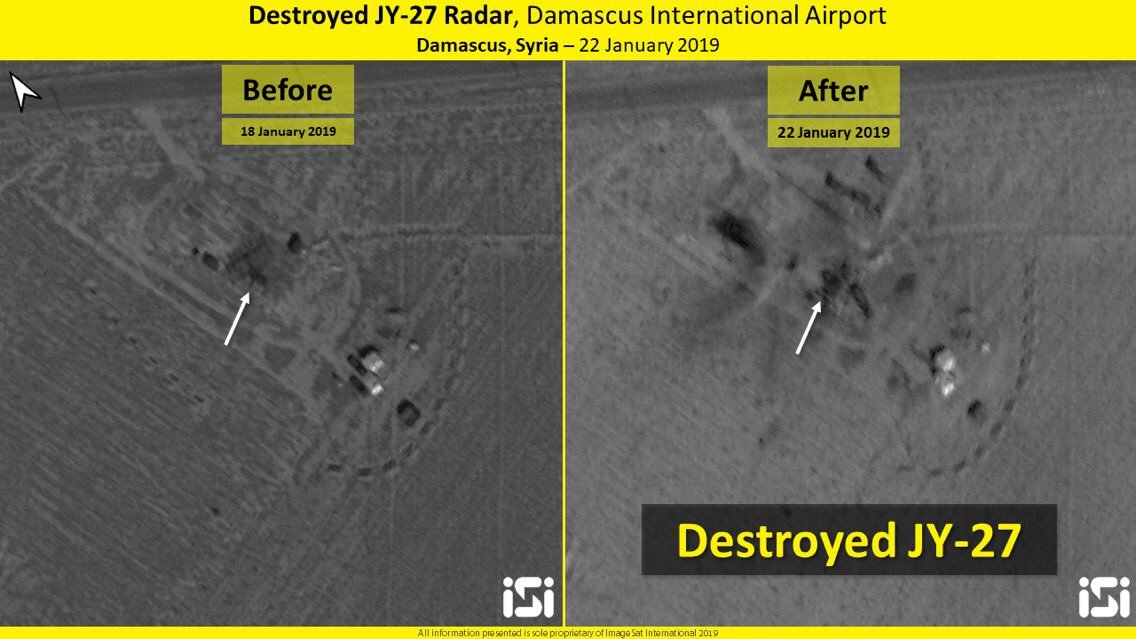 الدفاع الروسية: الجيش السوري يتصدى لهجوم جوي إسرائيلي على مطار دمشق - صفحة 2 DxlJ2aUX4AAAf-a