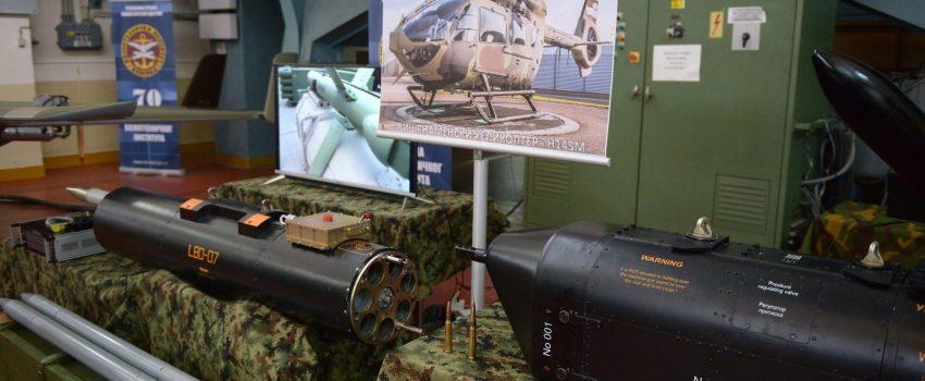 Prikaz naoružanja i vojne opreme u Vojnotehničkom institutu: Zanimljivosti vezane za RV i PVO, premijera domaćeg naoružanja za H145M