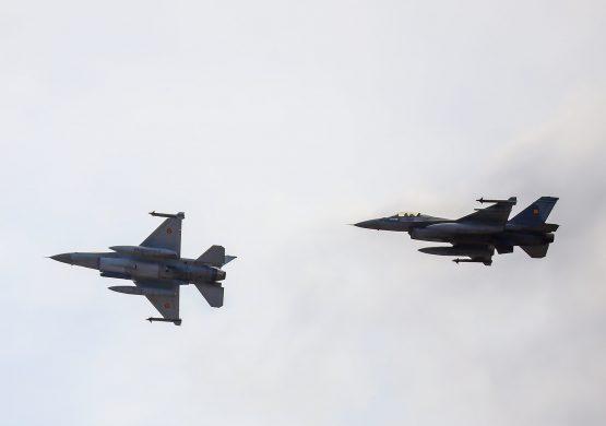 Borbenim avionima F-16 započeta kontrola vazdušnog prostora Rumunije, pokrenut postupak za nabavku još 36 vazduhoplova ovog tipa