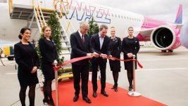 Prvi od 184 naručena A321neo aviona isporučen Viz eru u Hamburgu