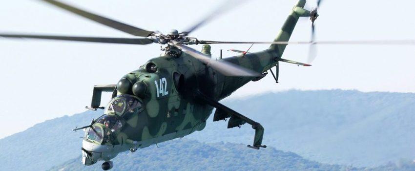 Bugarska remontuje helikoptere Mi-17 i Mi-24