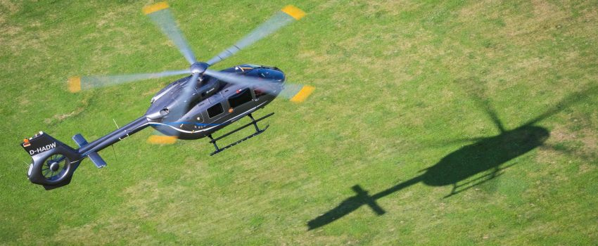 Erbas Helikopters predstavio novu verziju helikoptera H145 sa petokrakim nosećim rotorom