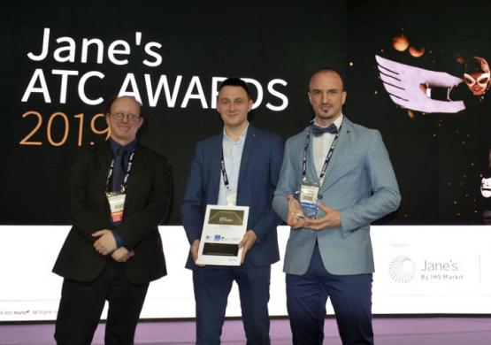 Istraživački projekat COCTA Saobraćajnog fakulteta u Beogradu dobitnik nagrade Jane's ATC Award
