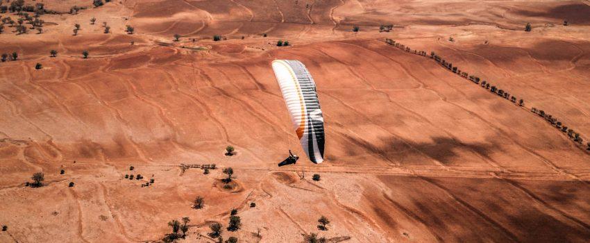 Svetski rekord: Petar Lončar iz Beograda prvi pilot paraglajderista koji je leteo na svih 7 kontinenata