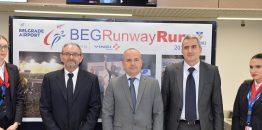 "[NAJAVA] Druga noćna trka ""BEG Runway Run"" 1. juna na ""Nikoli Tesli"""