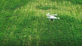Soni Elektroniks pokrenuo novo rešenje za pametnu analitiku poljoprivrednog zemljišta pomoću drona