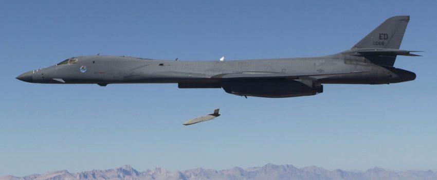 Prizemljena flota bombardera B-1B Lancer zbog problema sa sistemom katapultiranja
