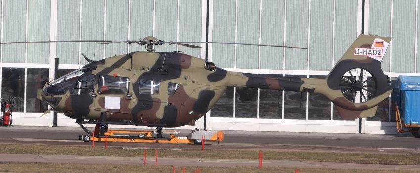 Objavljene fotografije i preostala tri srpska vojna H145M, samo jedan helikopter ima meteo-radar