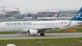 Montenegro erlajns u prvom kvartalu 2019. prevezao više od 87 hiljada putnika; Do kraja godine očekuje se oko 660 hiljada