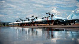 Ruska eskadrila u Jermeniji dobija borbene avione Su-30SM
