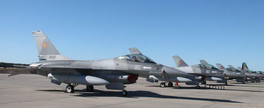 Rumunija nastavlja proces dalje nabavke aviona F-16, za sada ne razmišlja o F-35