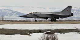 Ruski MiG-31BM dobio rakete vazduh-vazduh velikog dometa R-37M