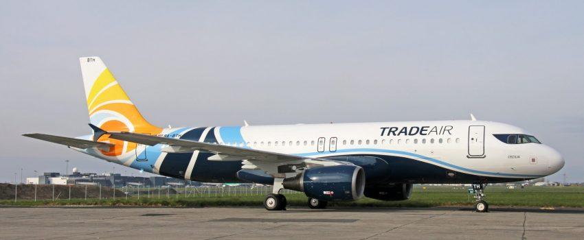 Fotografije drugog Trade Air Erbasa A320
