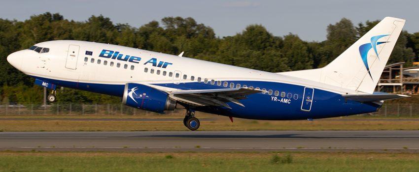 Montenegro Erlajns iznajmio dva Blu Erova Boinga 737 za potrebe letnje sezone; Avioni u službi crnogorske kompanije od 15. aprila do 15. oktobra