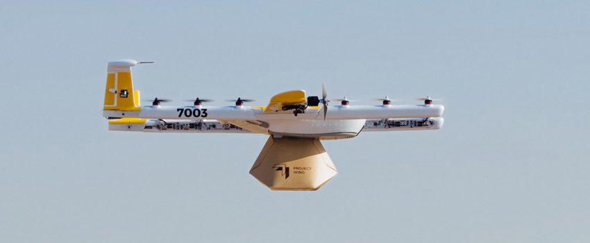 FAA sledećeg meseca izdaje prvu dozvolu avio-prevozniku koji koristi bespilotne letelice