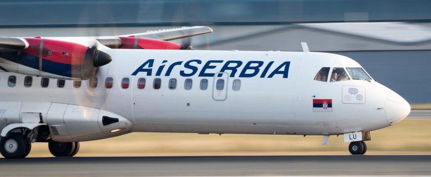 Avionske Karte Air Serbia.Kolumna Alena Scurica Air Serbia Najveca Ekspanzija U