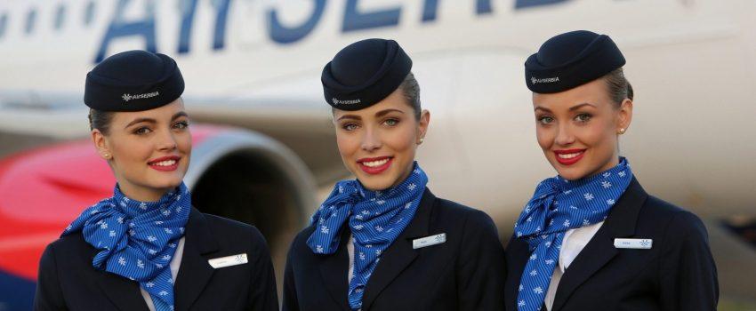 Er Srbija proširila kabinsku i letačku posadu u susret najavljenom širenju mreže u redovnom i sezonskom saobraćaju