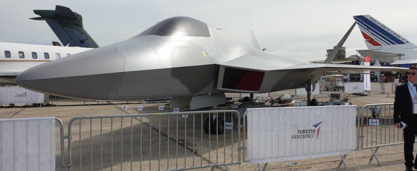 Burže: Turski koncept programa TF-X borbenog aviona 5. generacije