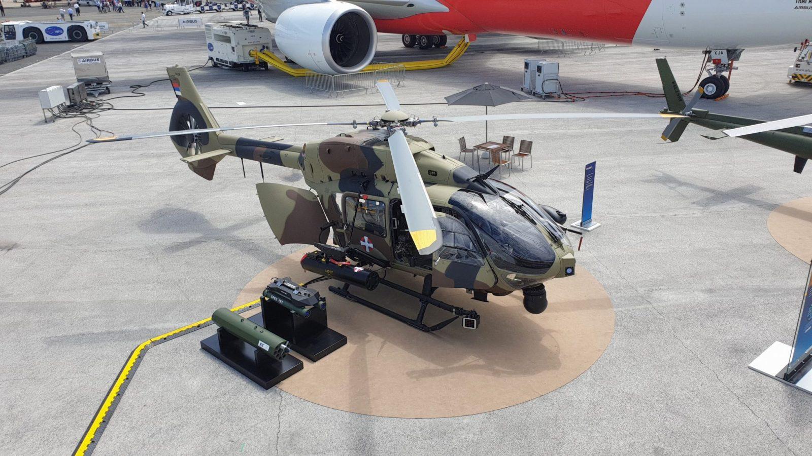 [VIDEO REPORTAŽA] Detaljan obilazak srpskog MBB-BK117 D2M