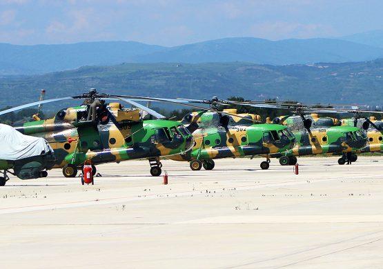 [FOTO REPORTAŽA] Severna Makedonija proslavila Dan Ratnog vazduhoplovstva prvi put od kako je promenjeno ime države