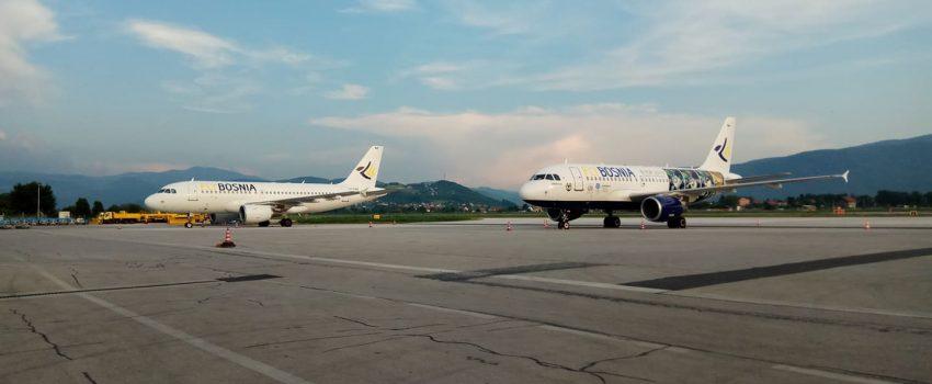 [KOLUMNA ALENA ŠĆURICA] Da li je FlyBosnia odskočna daska ili mlinski kamen za Sarajevo?