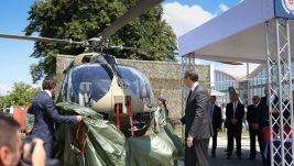 Srbija platila 9 helikoptera H145M 105 miliona evra, Erbas sa MUP-om pričao o konceptu centra za obuku pilota helikoptera