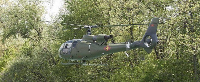 Ministarstvo odbrane Crne Gore o udesu vojnog helikoptera Gazela