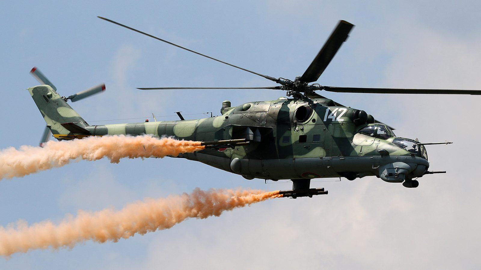 [FOTO REPORTAŽA] Otvoreni dan vazduhoplovne baze Graf Ignjatijevo, jubileji bugarskih Bell 206, MiG-29 i Mi-24