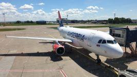 Predstavljen novi direktor komercijale i strategije Er Srbije Jirži Marek, od danas kompanija počinje da leti iz Niša