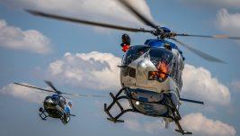 [EKSKLUZIVNO] Helikopterska jedinica MUP-a: Prve vazduh-vazduh fotografije srpskih Erbasova H145M