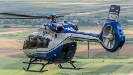 [FOTO REPORTAŽA] Flota Helikopterske jedinice MUP-a u vazduhu: Tri Erbasa, jedan Bel i jedan Sikorski