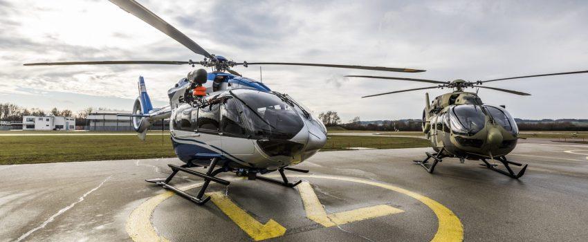 [POSLEDNJA VEST] Prvi Erbasovi helikopteri za Helikoptersku jedinicu MUP-a Srbije sleću danas u Beograd