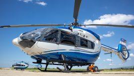 [FOTO] Prve fotografije Erbasovih H145M za Helikoptersku jedinicu MUP-a u Srbiji