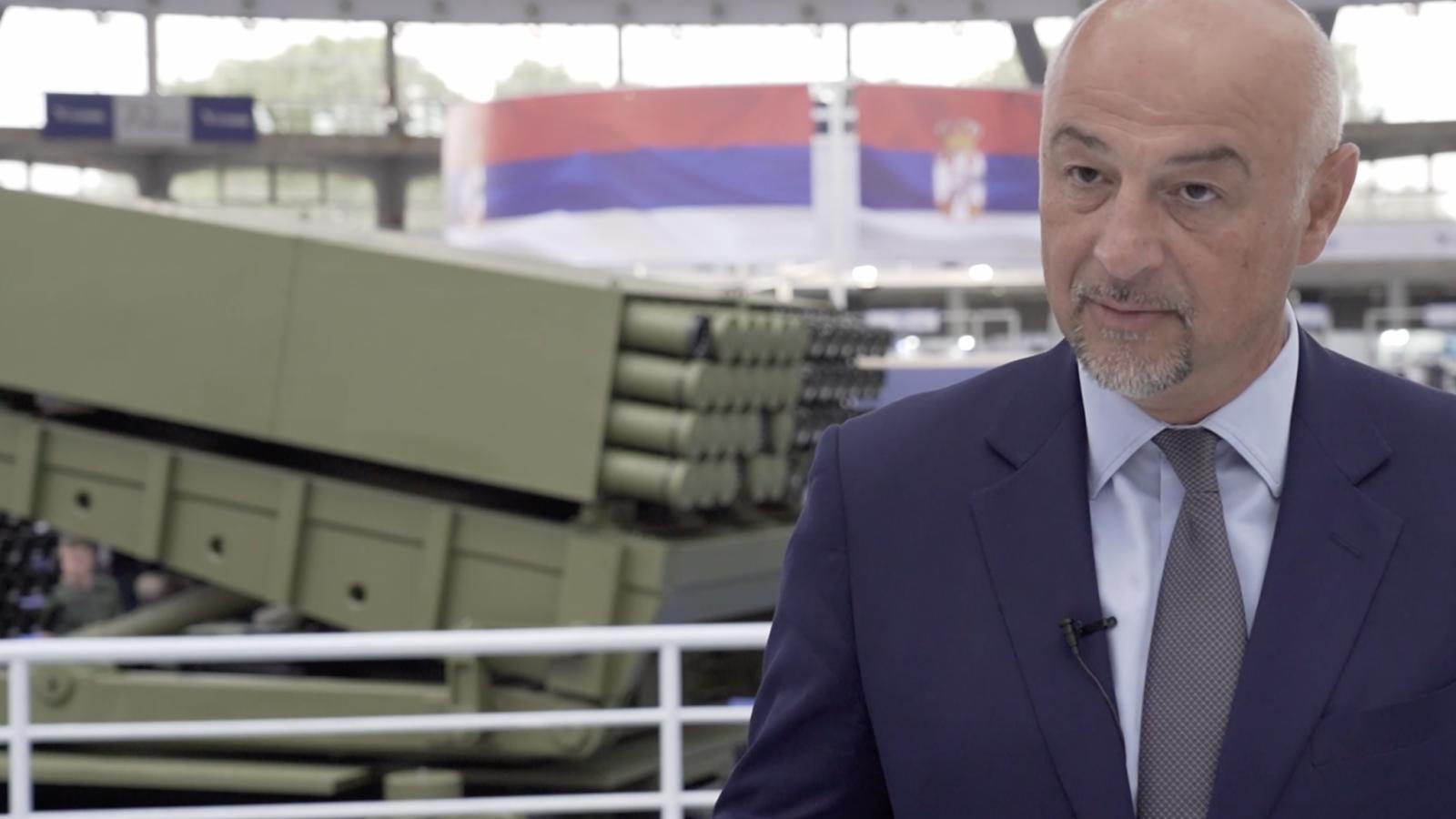 [INTERVJU] Nenad Miloradović: Nabavljaćemo još Erbasovih H145M, opremamo ih sa domaćim vođenim oružjem, Gazela i Mi-17 podjednako važni
