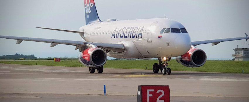 Izašao finansijski izveštaj Er Srbije za 2018. godinu: Ostvaren profit u iznosu od 12,2 miliona evra, prevezeno 2.4 miliona putnika