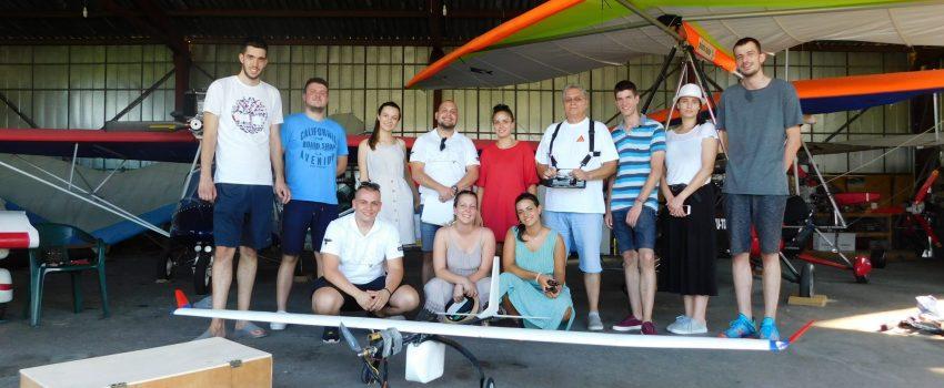 Uspeli smo: Tim mladih vazduhoplovnih inženjera otputovao u Nemačku, novac potreban za takmičenje prikupljen!
