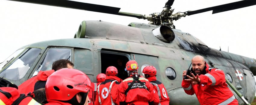 """[NAJAVA] DCV organizuje međunarodnu radionicu i godišnju vežbu traganja i spasavanja """"SAREX 38-19"""""""