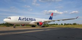 Er Srbijin A330 na C Checku od 24. septembra do 6. oktobra