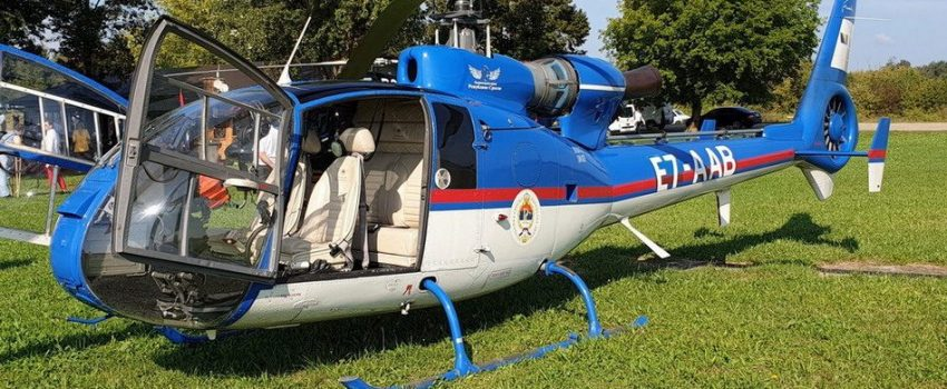 Republika Srpska odustala od prodaje Gazela Helikopterskog servisa