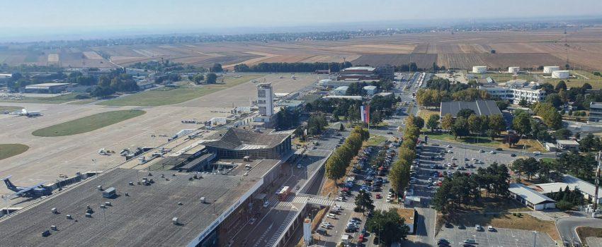 "Aerodrom ""Nikola Tesla"": Manja nezgoda kod gejta A10"
