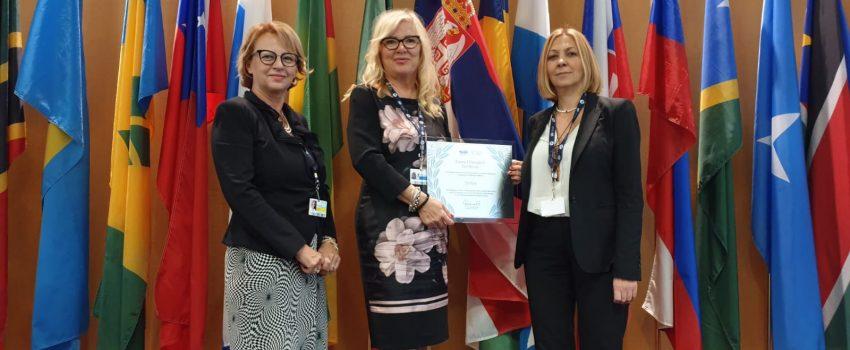 ICAO priznanje za Srbiju