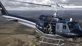 Bosna i Hercegovina za potrebe svojih oružanih snaga nabavlja dva višenamenska helikoptera UH-1H-II Huey II
