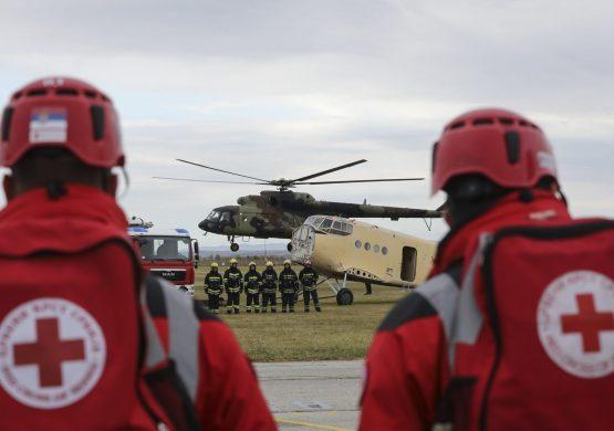 "Završena dvodnevna vežba traganja i spasavanja u civilnom vazduhoplovstvu ""SAREX 38-19"""