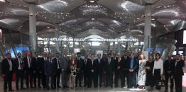 DCV i civilne vazduhoplovne vlasti evropskih zemalja u poseti novom istanbulskom aerodromu