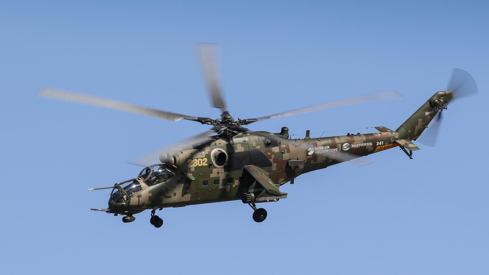MAKS 2019: Detaljno smo pregledali Mi-35M i Mi-35P