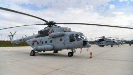 Hrvatska završila remont 10 helikoptera Mi-171Š